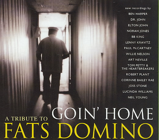 GOIN' HOME:A TRIBUTE TO FATS DOMINO (CD)